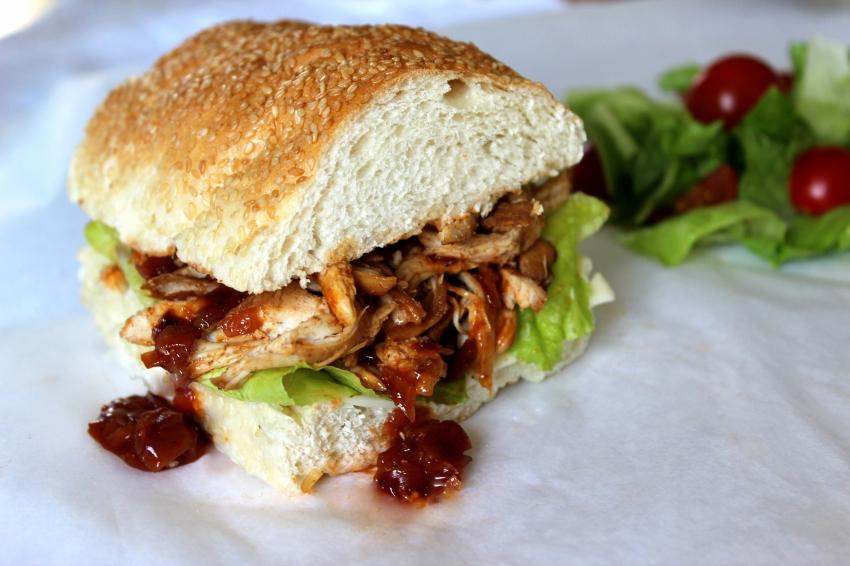 3. The Sandwich