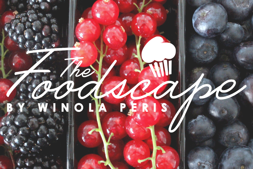 The Foodscape Turns TWO!