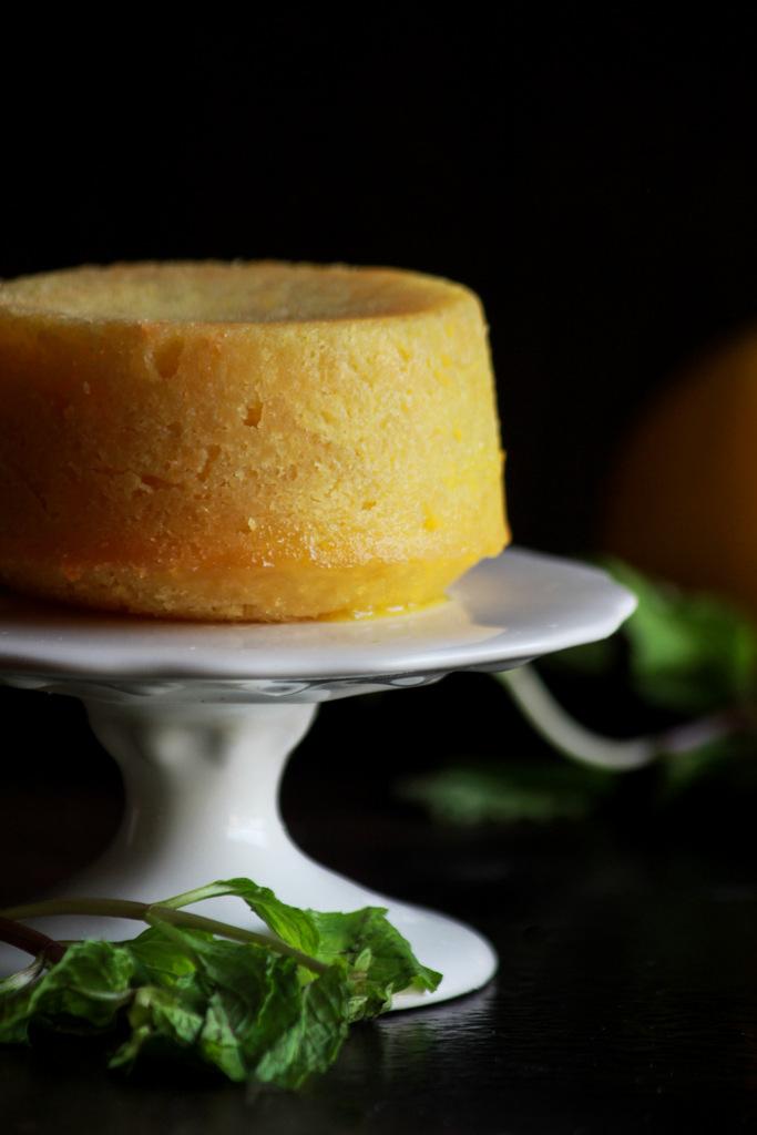 Monday Muse: Lemon Lava Cakes