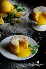 Monday Muse: Lemon Lava Cakes