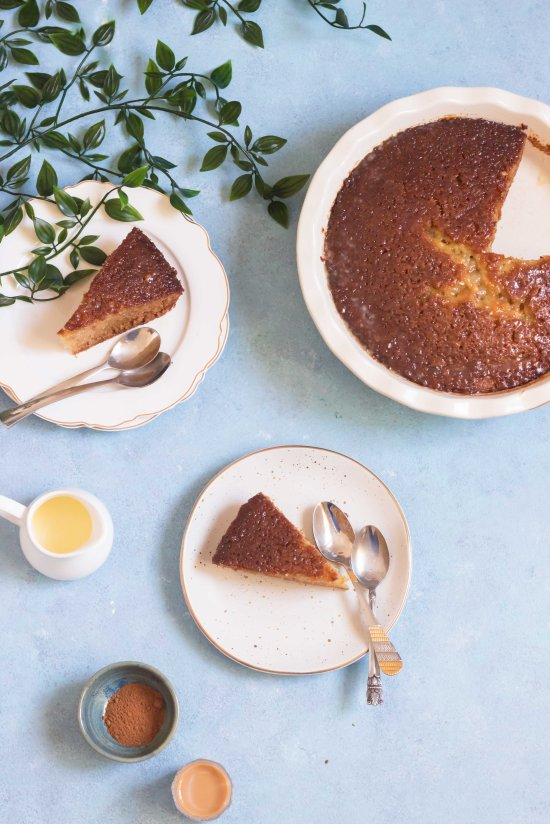 Malva Pudding, South African Malva Pudding, Amarula Sauce, Amarula Pudding, Pudding Recipe, Malva Pudding Recipe, Sticky Toffee Pudding, Sticky Date Pudding #food #recipe #dessert